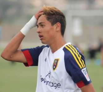 RSL Signs Vazquez To Homegrown Contract