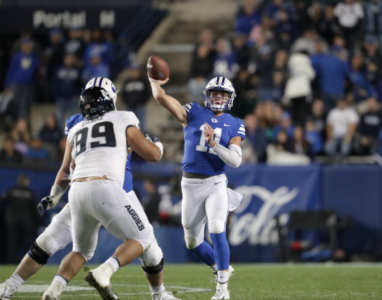 Source: BYU To Give Freshman QB Zach Wilson The Start On Saturday