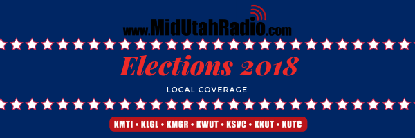 Listen to candidates for Utah's 3rd Congressional District