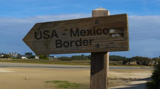 US Border Patrol cancels 'crowd control' training exercise near Texas polling station