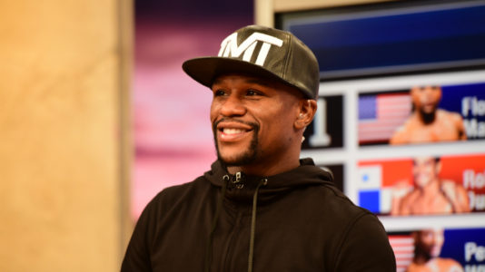 Mayweather pulls out of Dec. 31 fight, says he 'never agreed' to bout