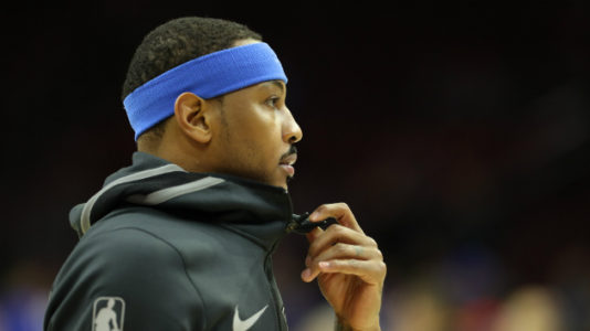 Report: Carmelo Anthony's reps exploring where he may go next
