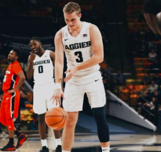 Merrill lifts Utah St. over Fresno St. 85-60 in MWC tourney