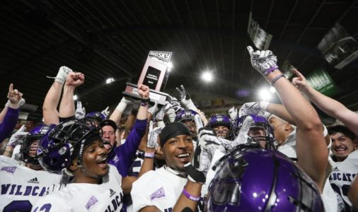 Weber State Football is the No. 2 Seed in FCS Playoffs
