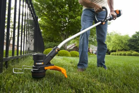 Man with weed whacker found after report prompts lockdowns