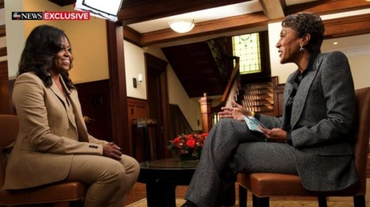 Michelle Obama opens up about her miscarriage, IVF and Donald Trump in ABC News prime-time special