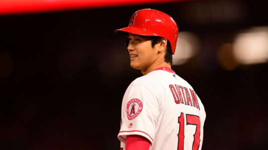 Angels' Shohei Ohtani named AL Rookie of the Year