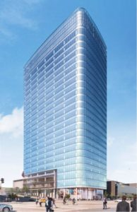 Mormon church developers planning 28-story office tower