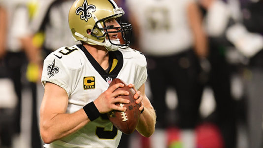 New Orleans Saints QB Drew Brees gifts commemorative footballs to 174 former teammates, coaches, and others