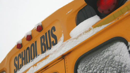 No more snow days for five South Carolina school districts
