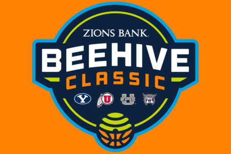 Utah Men's Basketball Faces BYU at the Beehive Classic