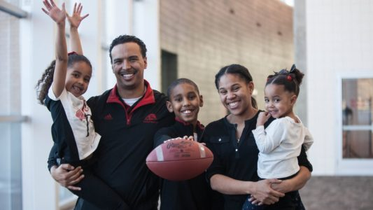 Demario Warren Selected To 2019 AFCA 35 Under 35 Coaches Leadership Institute