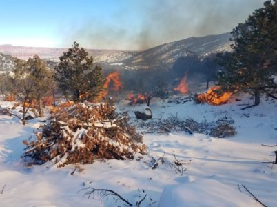 Prescribed burns planned Wednesday in Sevier County
