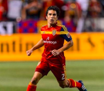 RSL Re-signs Beltran