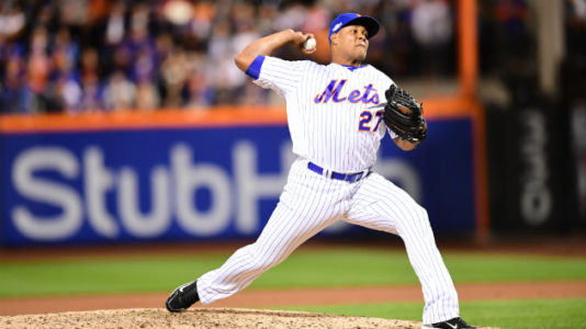 Reports: Relief pitcher Jeurys Familia returning to Mets
