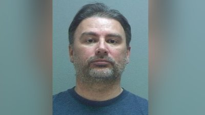Utah man accused of hammering ice pick through man's penis