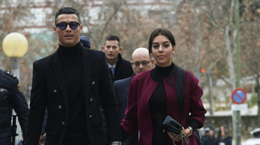 Cristiano Ronaldo to pay $21 million fine over tax fraud