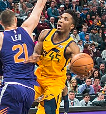 Mitchell, Gobert propel Jazz to 114-97 win over Suns