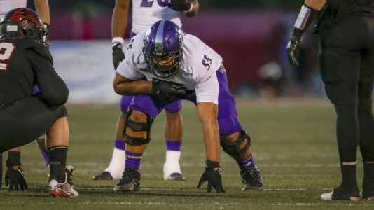 Weber State's Iosua Opeta Selected for NFLPA Collegiate Bowl