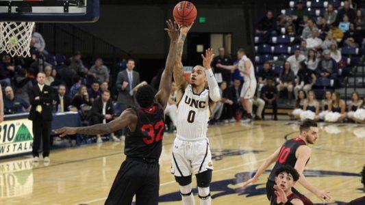 Northern Colorado Snaps SUU's 4-game winning streak in Big Sky Play