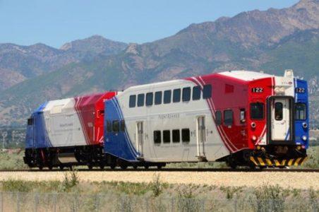 Man killed when struck by FrontRunner commuter train in Orem