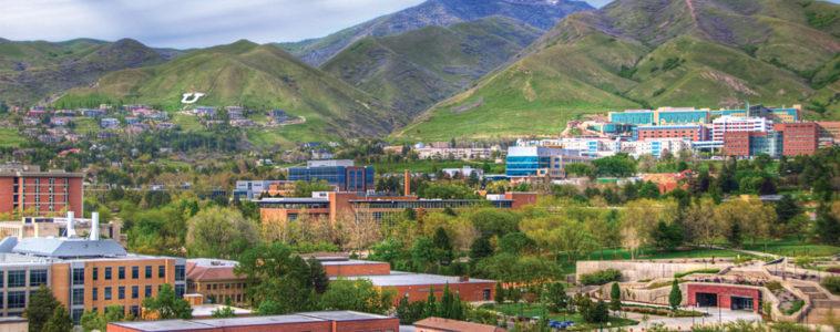 University of Utah president decries hate groups' signs