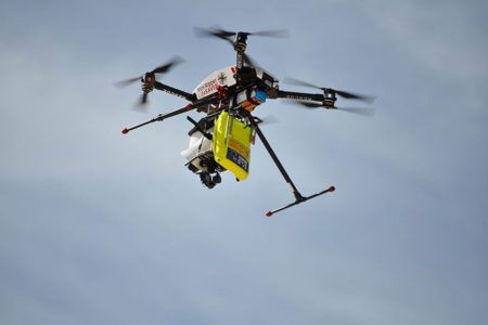 Crews use drone in rescue of hiker stuck on Utah cliff side