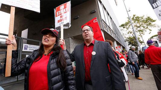 Wave of teachers' strikes pressure states, school boards to change tune