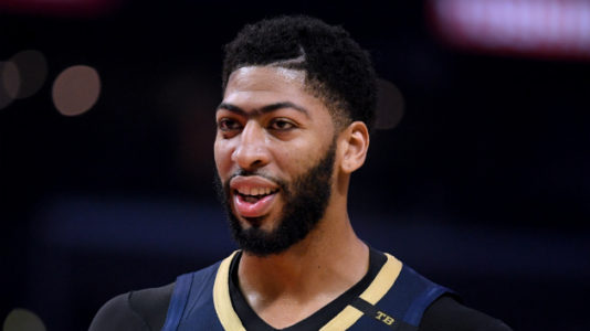 Anthony Davis will be allowed to play remainder of season with Pelicans