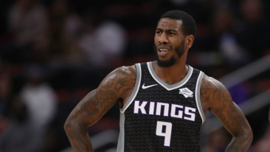 Report: Rockets land Iman Shumpert in three-way trade with Kings, Cavaliers