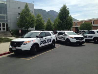 Report: BYU officer shared private info with university