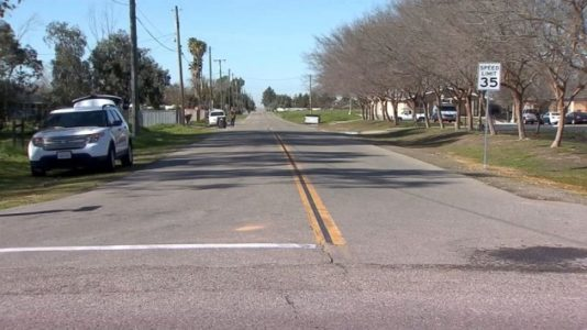 Baby found in middle of California road with umbilical cord still attached