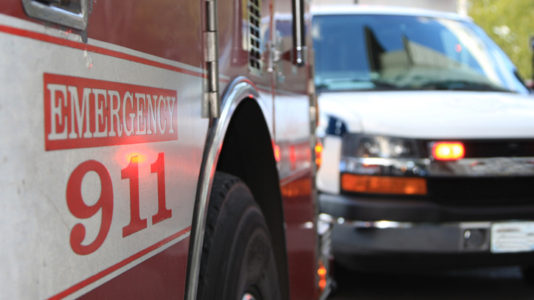 Rollover accident near Centerfield sends two teens to hospital