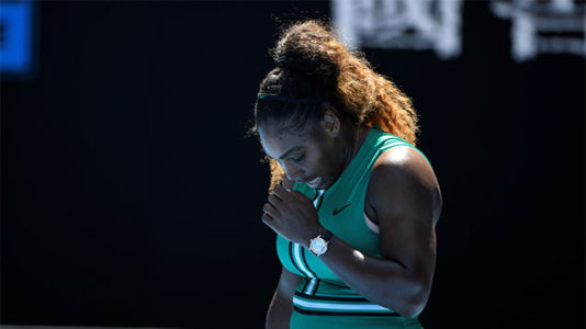 Serena Williams back in top 10
