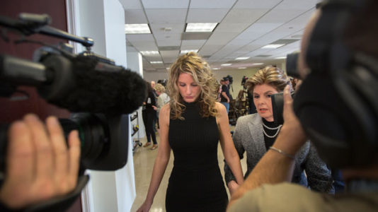 Summer Zervos' lawsuit against President Donald Trump can proceed, court rules