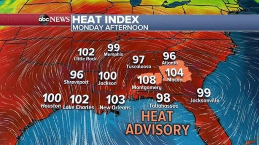 Dorian drifts out to sea, severe heatwave hits Southeast