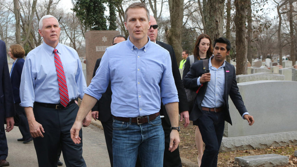 Missouri Governor Greitens bows out of weekend governors