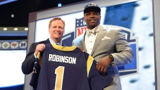 Greg Robinson NFL Jersey